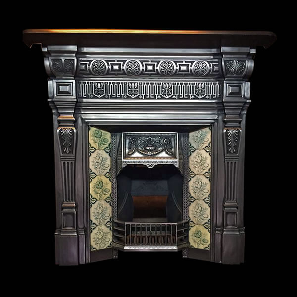 Combination fireplaces from Ironwright
