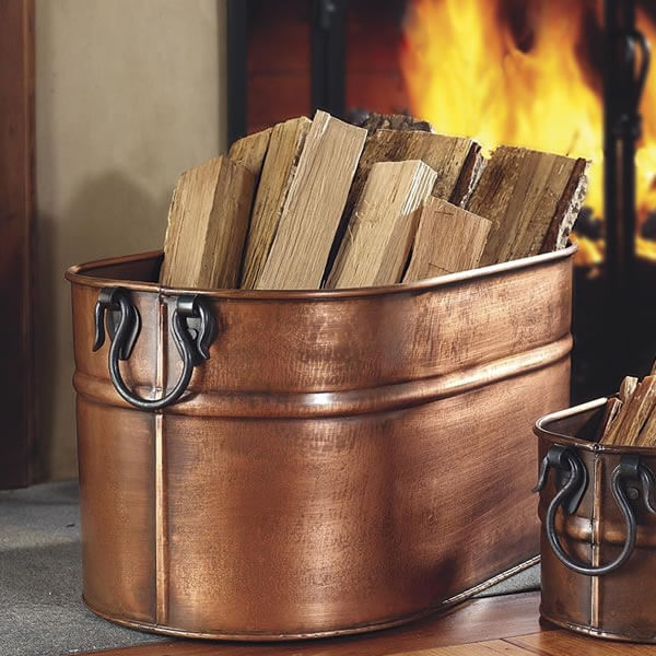 Fireplace accessories from Ironwright
