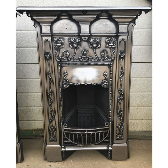 Ironwright - Sample of our fireplace restoration work